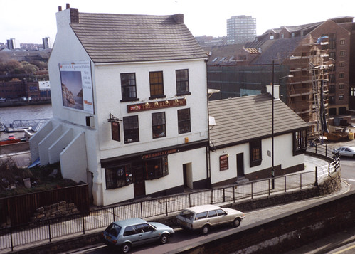578595:The Barley Mow, City Road, Newcastle upon Tyne, Forsyth J. 1992