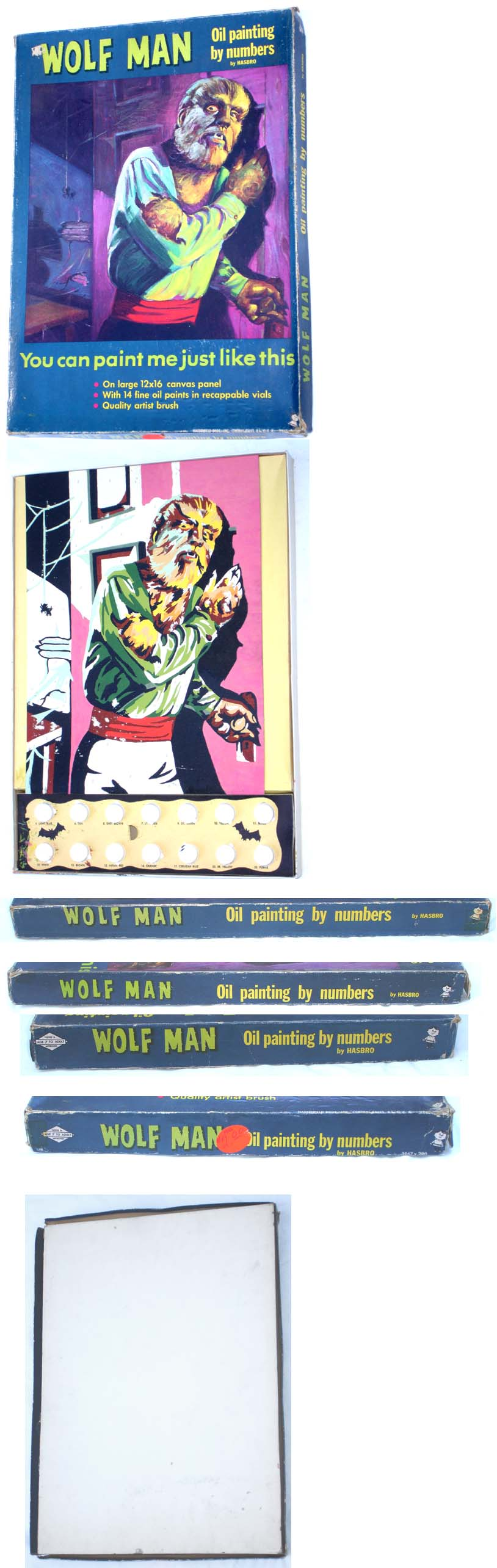 WolfmanPaintByNumbers