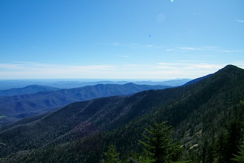 park mountain black state north crest mount craig carolina mitchell