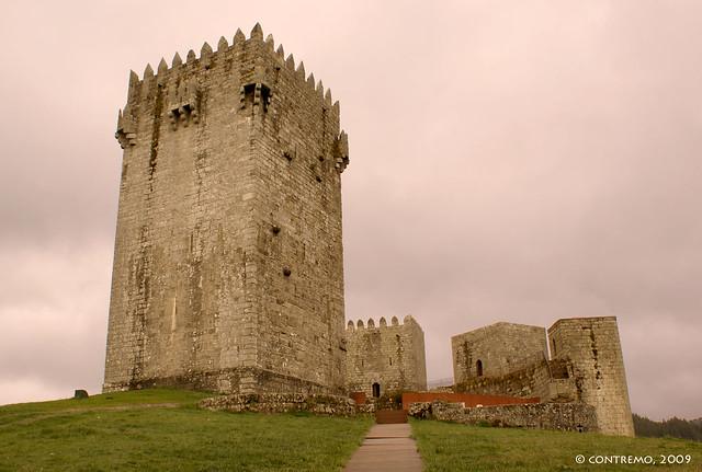 Castelo de Montalegre (Vila Real, Portugal)