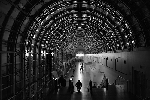 Skywalk in Black&White !