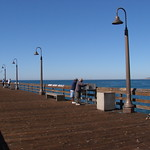 Pier at Imperial Beach