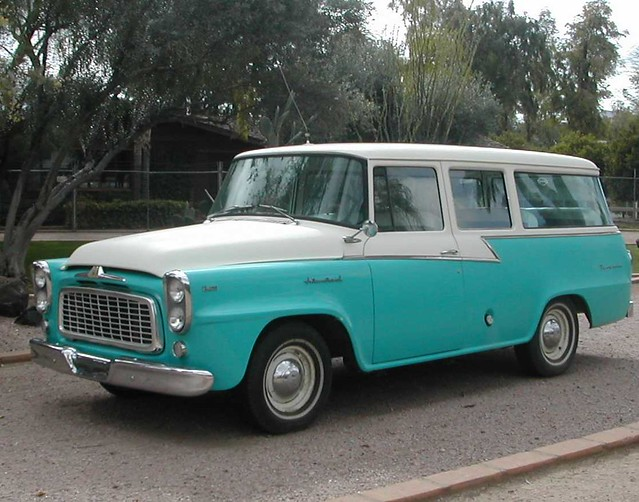 1959 International Travelall 3 Door