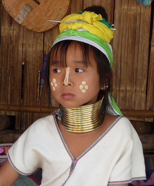 Padaung - Karen's Long Neck Tribe
