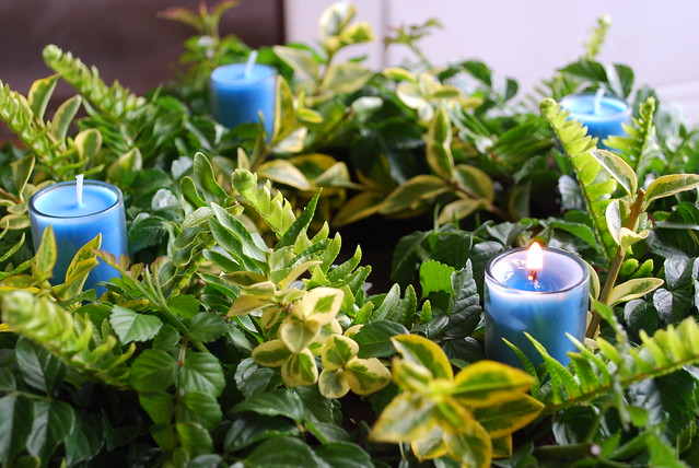 Advent wreath | Flickr - Photo Sharing!