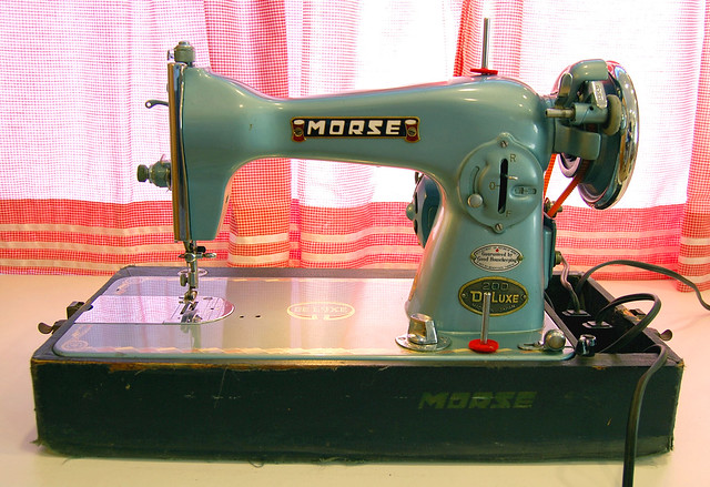 Miss sews it all how much is my old sewing machine worth morse sciox Choice Image