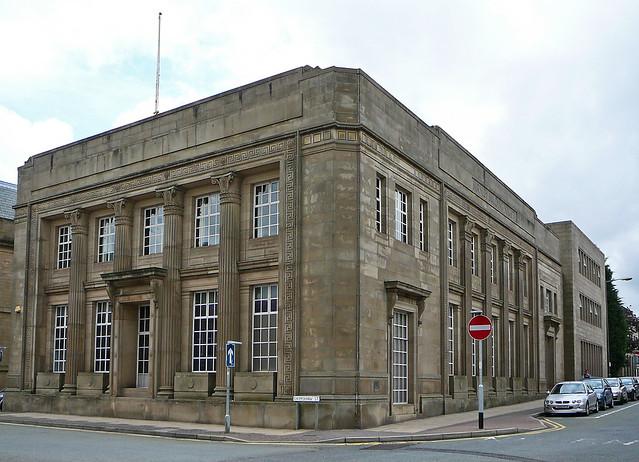 Santander Building Society Bury Lancs