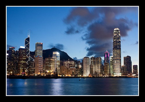 longexposure trip travel sea seascape night skyscraper canon buildings hongkong eos skyscrapers central nightscene reclamation ifc2 450d img9057 cloudslightningstorms wanchaiexpopromenade