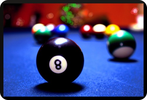 048/365 Bokeh Billiard