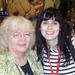 Jackie with Whitney Matheson