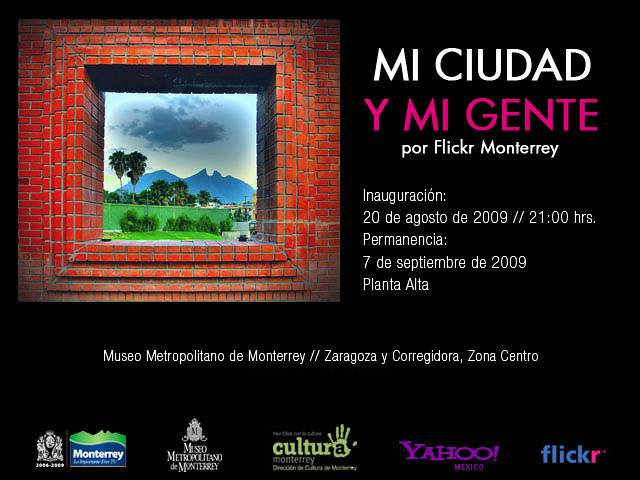 Exposición Flickr Monterrey