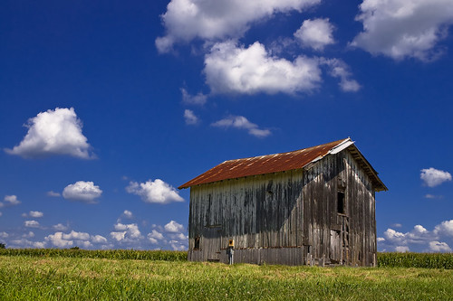old sky clouds barn rural d50 nikon rust country maryland easternshore villa weathered puffy easton talbot oldbarn
