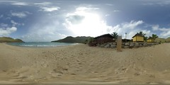 Beach of Anse Marcel