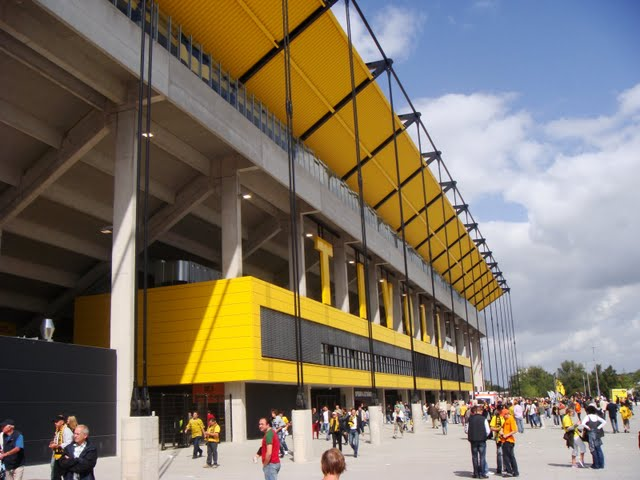 New Tivoli Stadium - Aachen