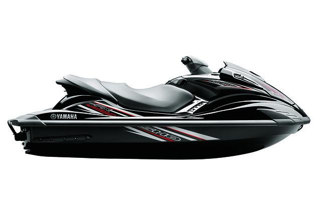 Yamaha Waverunner Fx Ho Specs