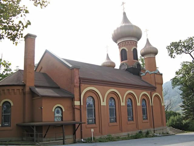 Sts. Peter & Paul Greek Catholic Church (closed), Palmerton, PA