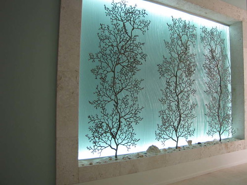 Gallery of work electronics2you for Dining hall wall design