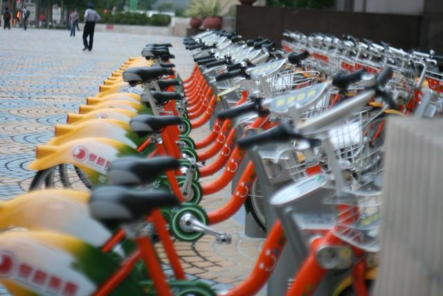 Taipei bike share