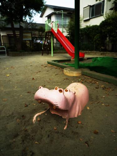 Ikegami 5 Park - Hippo