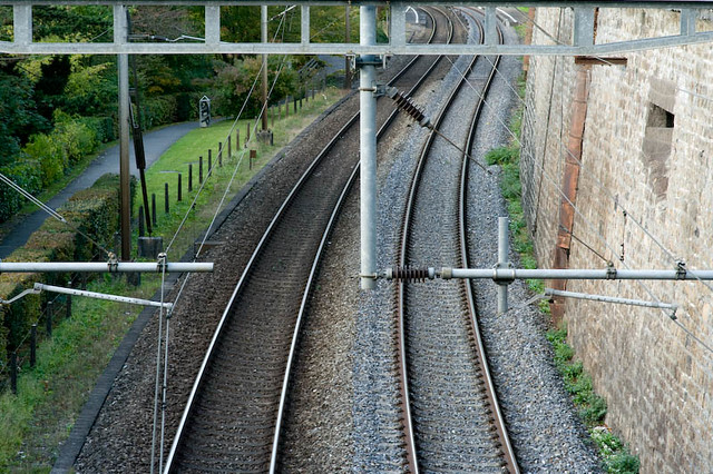 Lignes courbes