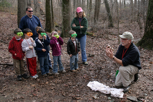 Field Trip: First Grade Outdoor Education