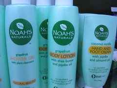 Noah S Naturals Skin Care