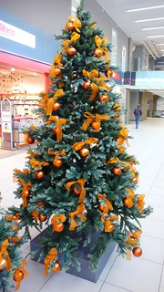 Christmas in Migros, Langendorf