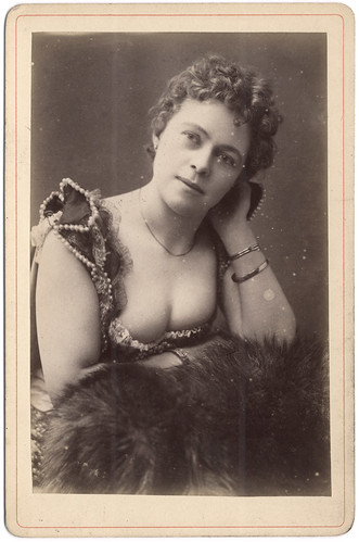 Unidentified actress