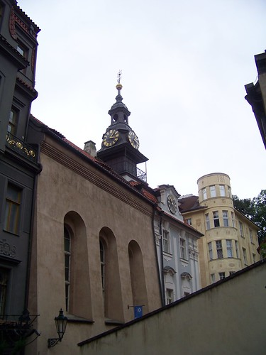 High Synagogue and Jewish Town Hall