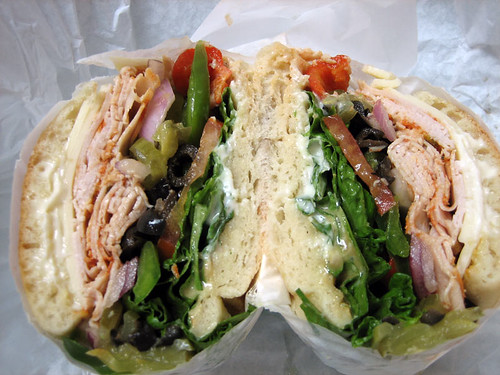 Sandwich Review: Ralph's Sausalito Turkey Sandwich.