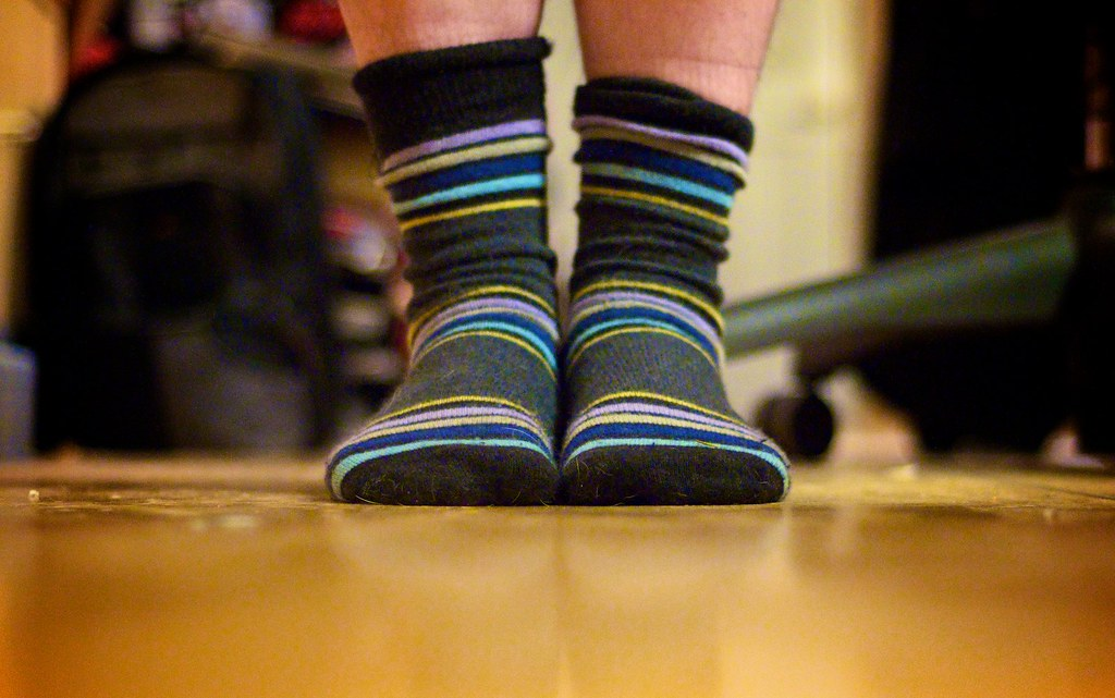 40+51 Wool Socks