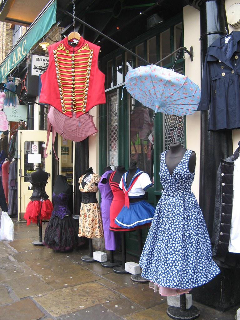 Vintage Clothes Shops Camden London Authentic Vintage Clot Flickr
