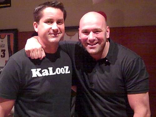 Dana White, UFC President - Palms Casino, Las Vegas