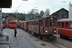 Trains du Frauenfeld Wil (Suisse)