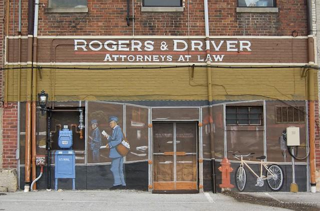rogers  u0026 driver