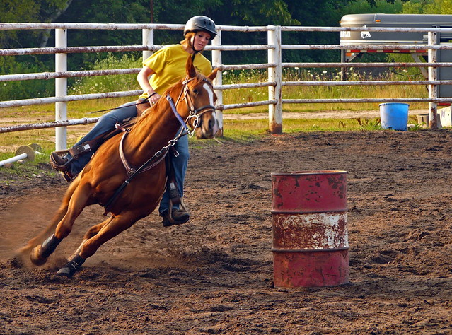 Centrifugal Horse