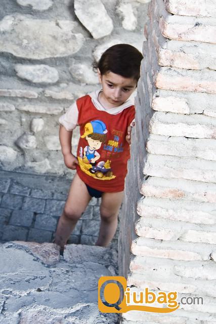 Dzieci w Tbilisi, Signagi