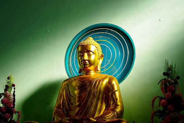 pagode Khanh-Anh - Le Grand Bouddha de Bronze