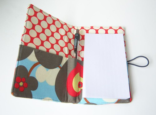 Notepad Organizer by AmieJ Designs