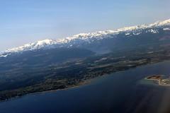 Comox Glacier on Vancouver Island's East Coast