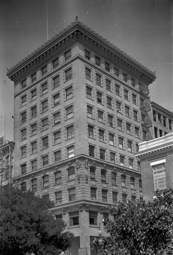 Ten Story Building