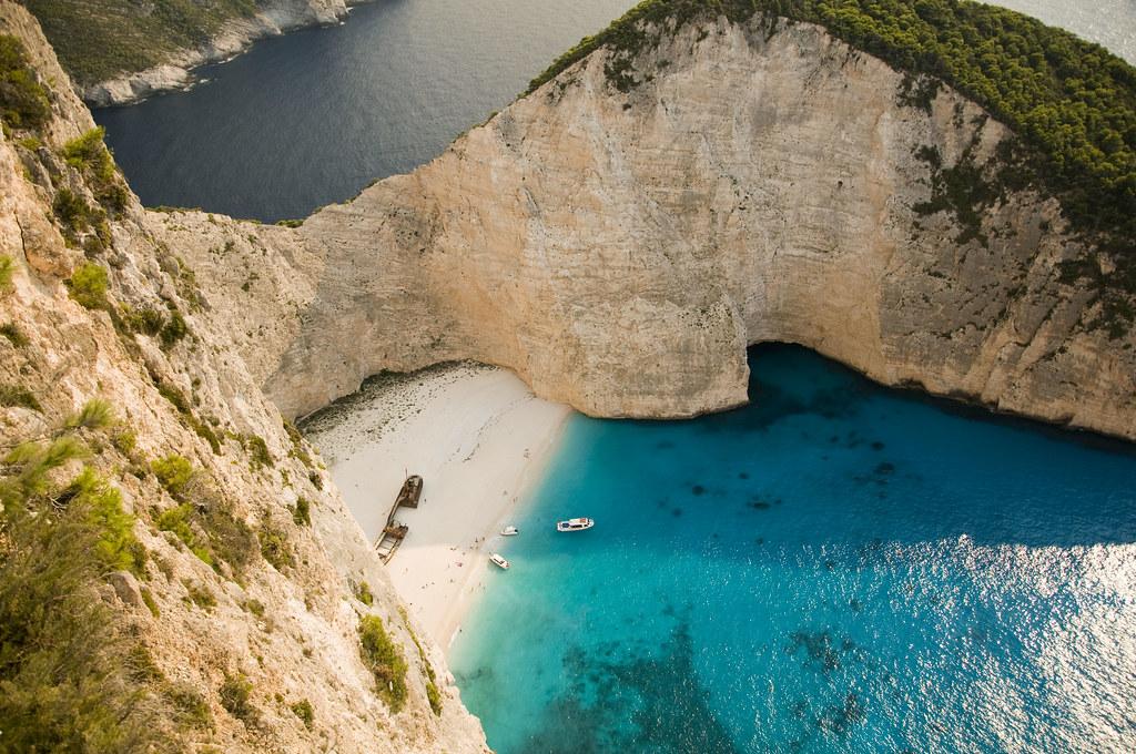 Zakynthos, Shipwrek Lagoon