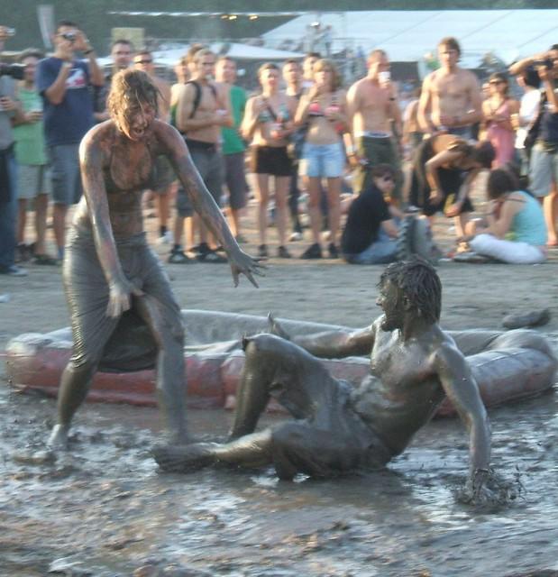 Festival piss funny pics