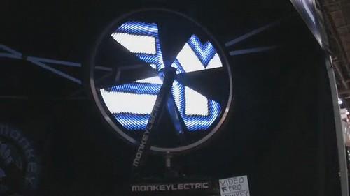 Huggacast 128: MonkeyElectric Wheel lights