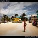 Main street, Caye Caulker, Belize