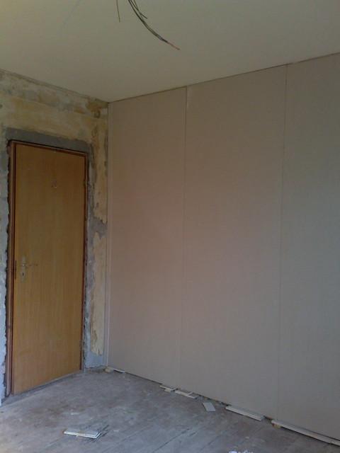 New plaster walls Flickr Photo Sharing