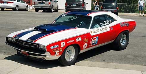 Dick Landy S 1971 Challenger A Gallery On Flickr
