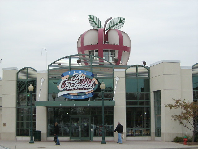 Old Orchard Mall Food Court