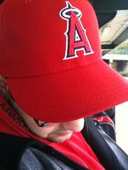 clothing, red, maroon, hat, cap, baseball cap, headgear,