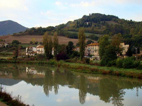 義大利翁貝蒂德附近的農田。(照片:la fattina)